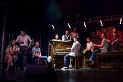 The Choir of Man, Adelaide Fringe, March 2018.