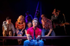 """As Chuck Cranston in """"Footloose"""" - 'Somebody's Eyes', April 2017. Photography by Matt Martin."""